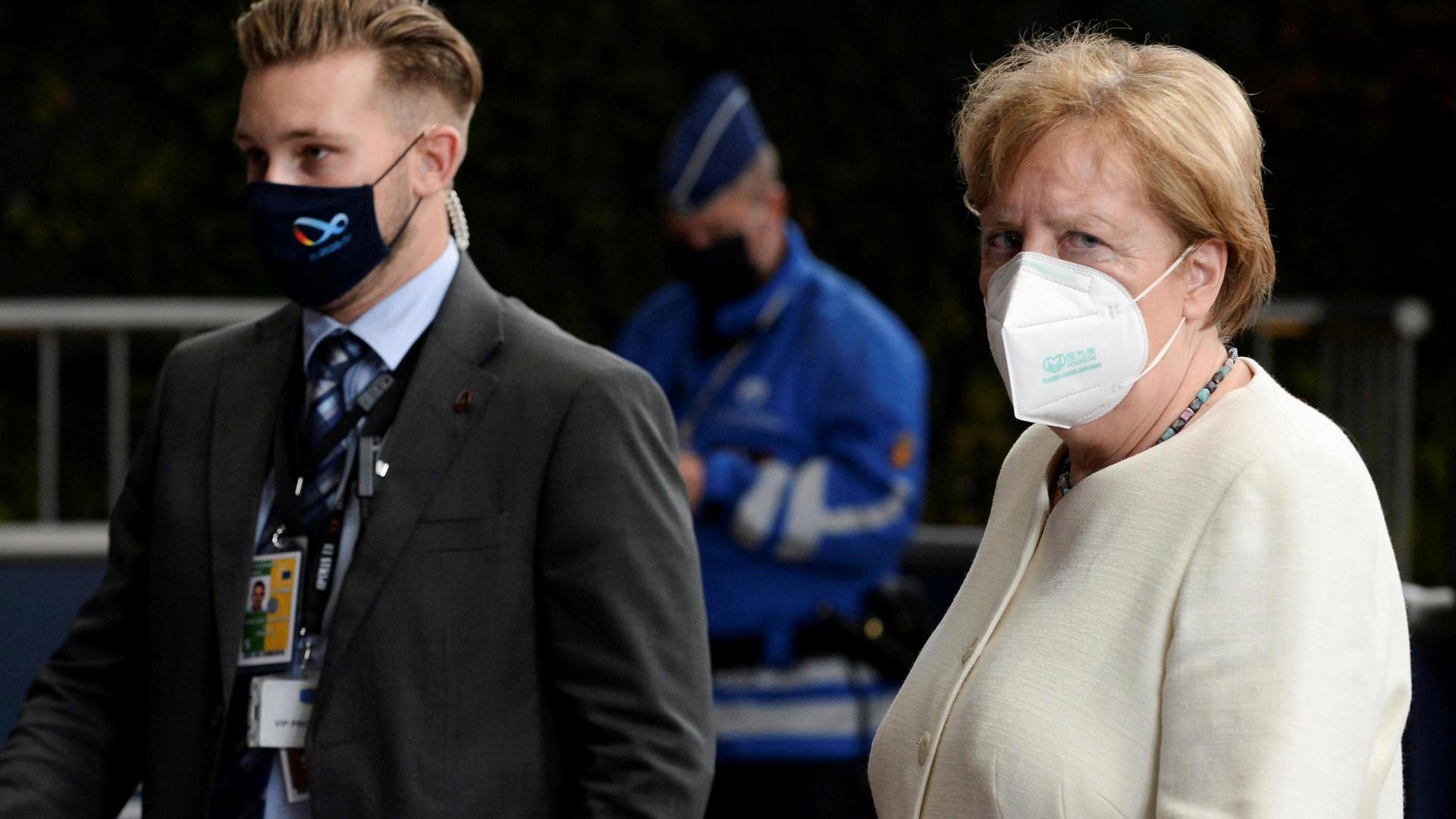 Merkel verhandelt eine Sonderzahlung für Ostdeutschland
