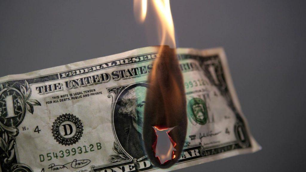 Federal Reserve: Die Fed lässt den Dollar fallen