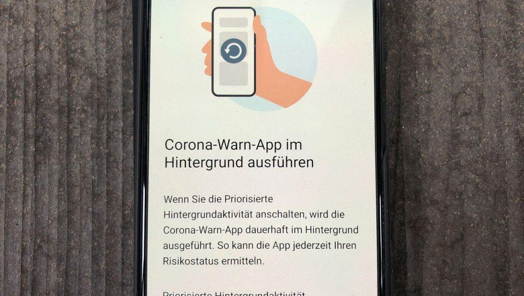 Corona-Warn-App: Warum Android-Benutzer ihre Einstellungen überprüfen sollten
