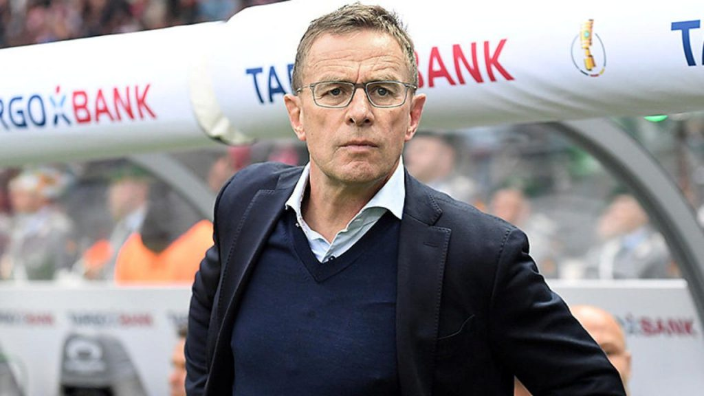 RB Leipzig: Rangnick wechselt zum AC Mailand - Bundesliga