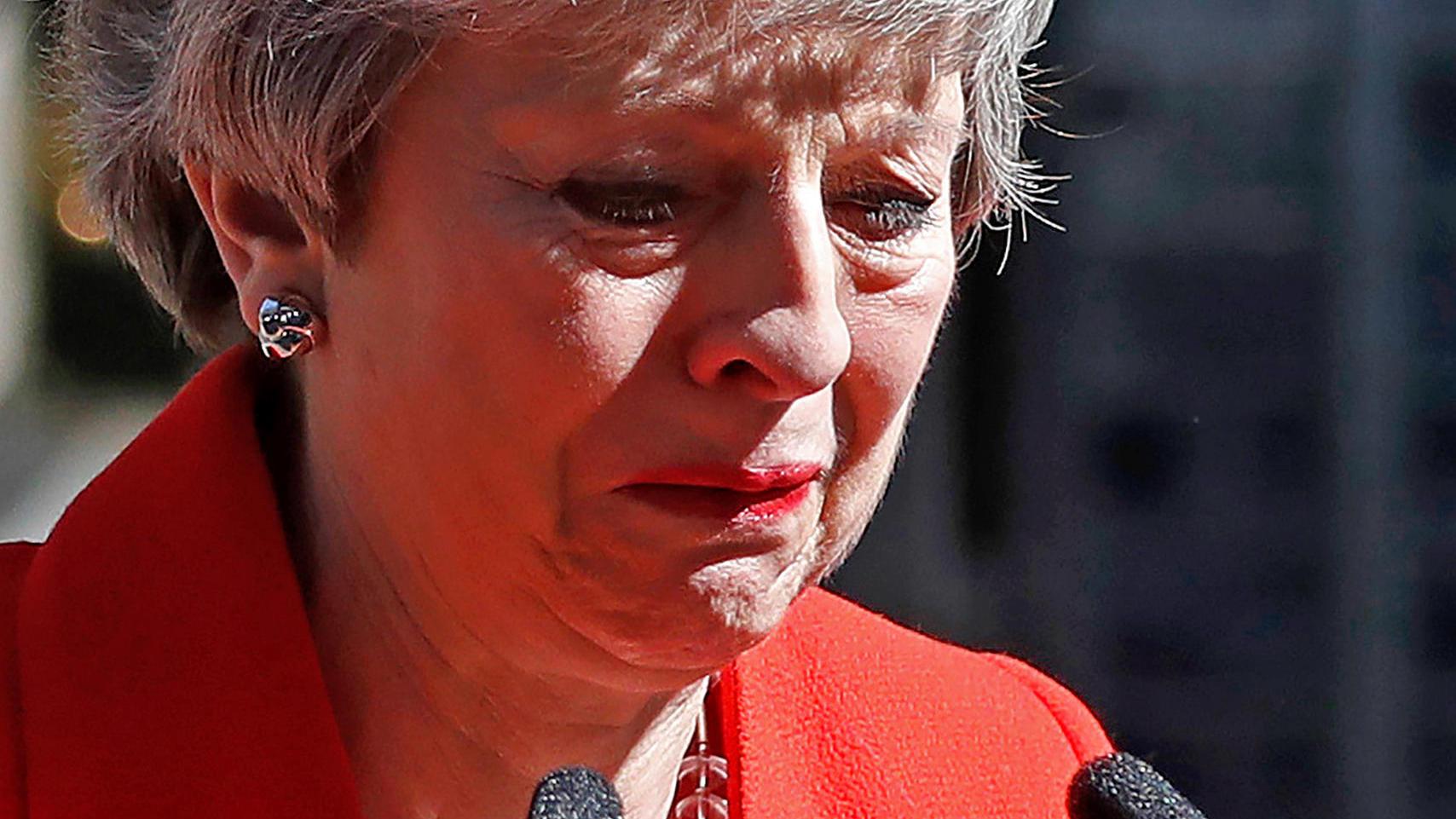 Was macht Theresa May ein Jahr nach ihrer Abreise?