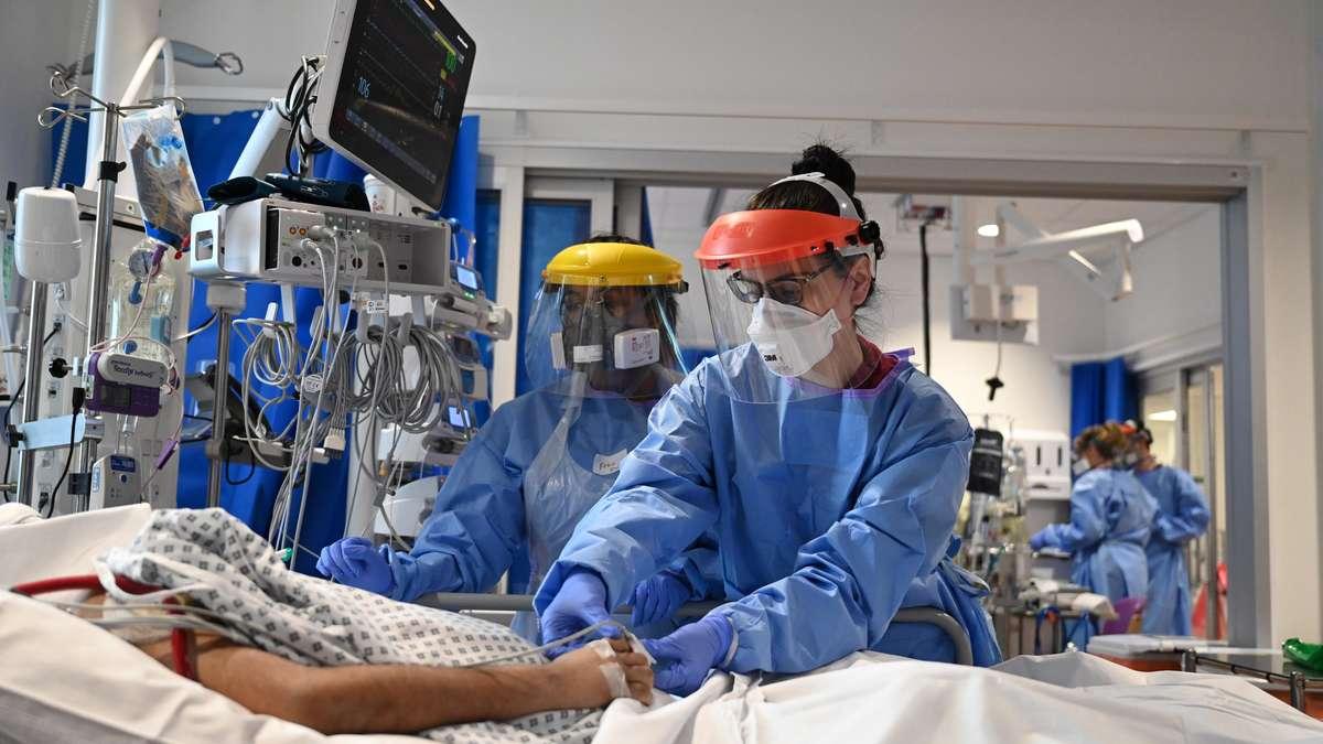 Corona aktuell: Neue Hammer-Studie enthüllt - sterben Menschen an Covid-19?