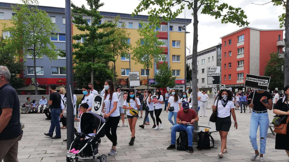 Gedenkdemo in Hanau in letzter Minute abgesagt: Enttäuschung und Wut