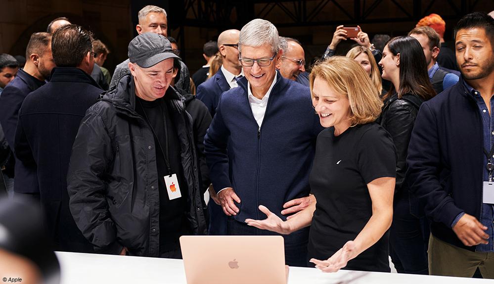 """Apple befürchtet im """"Fortnite"""" -Streit um das Geschäftsmodell des App Store"""