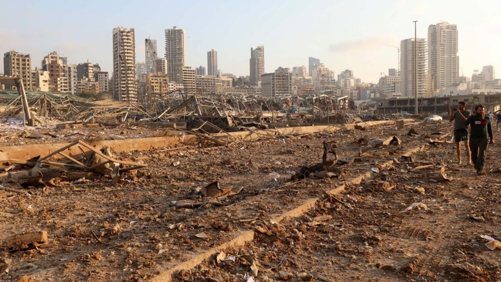 Berichten zufolge wurde die libanesische Regierung vor der Gefahr einer Explosion im Juli gewarnt