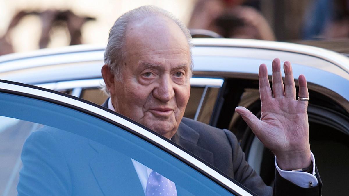 Bestechungsskandal: Juan Carlos verlässt Spanien - Panorama