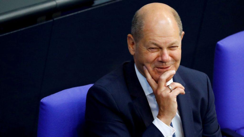 Bundestagswahl: Reaktionen auf Scholz 'Kandidatur für die Kanzlerpolitik