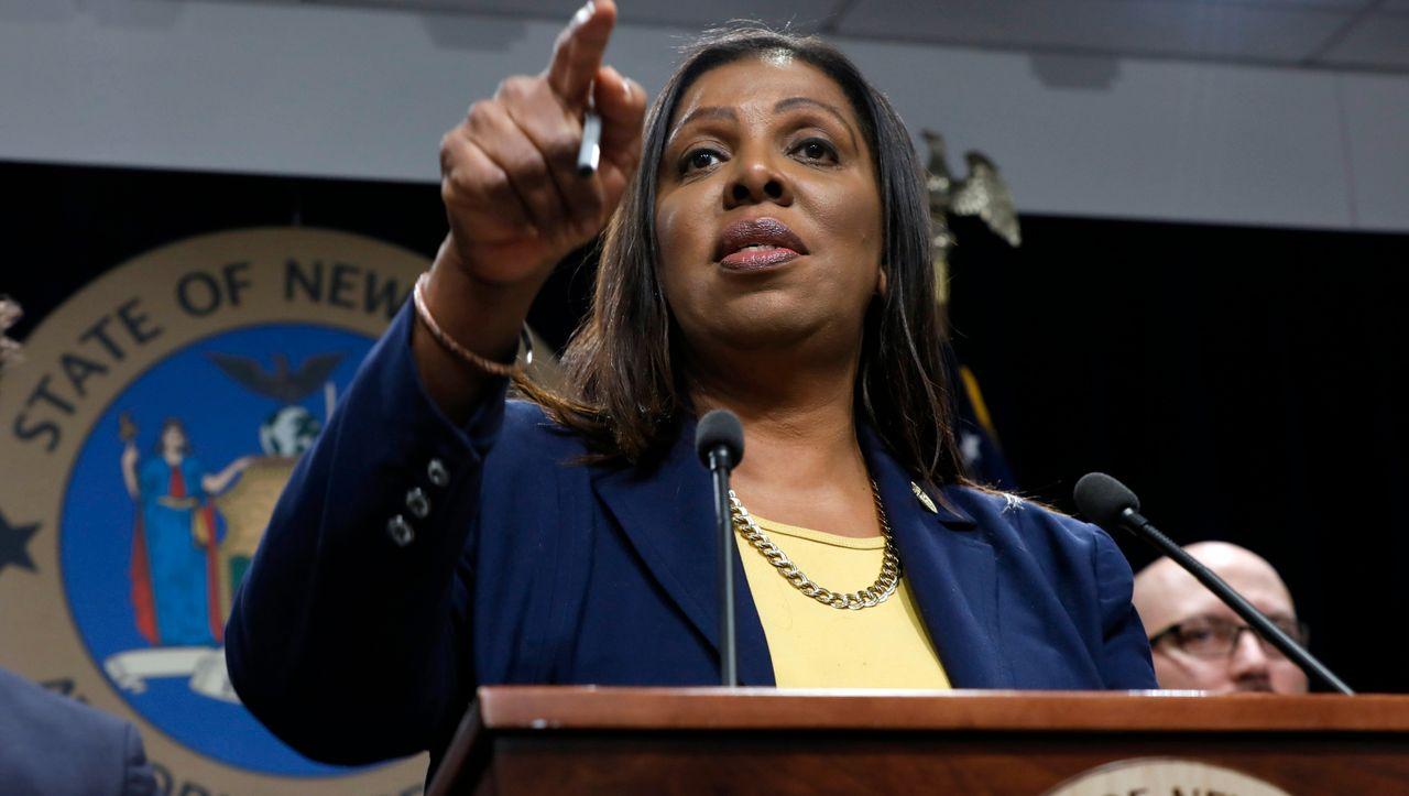 Der New Yorker Generalstaatsanwalt fordert die Auflösung der NRB