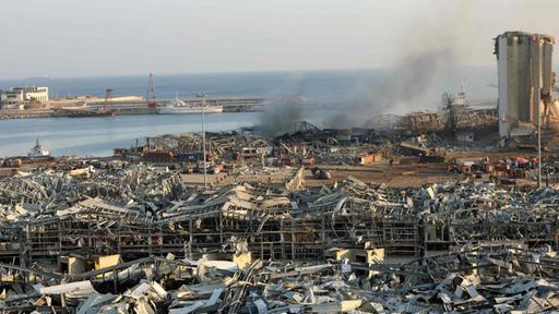 Explosionen in Beirut: Katastrophe für ein zerbrochenes Land