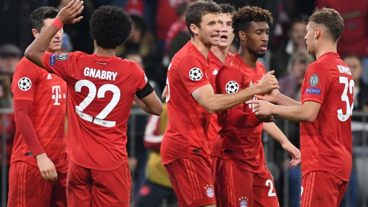 FC Bayern gegen Chelsea im Live-Ticker: Verletzungsschock!  Kingsley Coman ist wahrscheinlich draußen