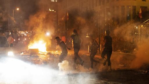 Nach der Explosion in Beirut: Wut gegen die libanesische Elite