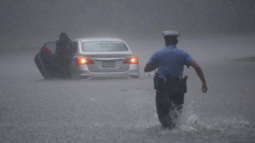 """US-Ostküste: Mindestens sechs Tote vom Hurrikan """"Isaias"""""""