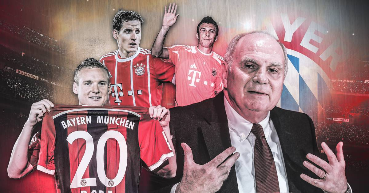 Uli Hoeneß und seine Aussagen zur Transferpolitik des BVB in Schach