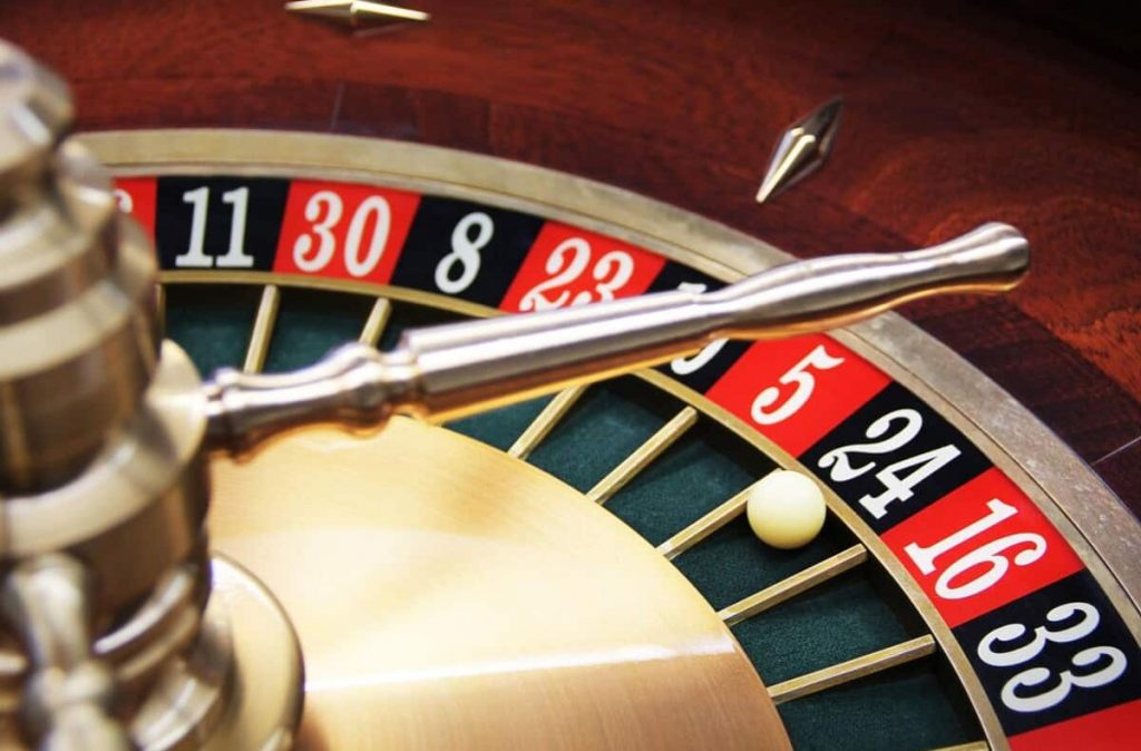 Roulette als Rad- ein wunderschönes Spiel